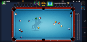 you ran out of time in 8 ball pool