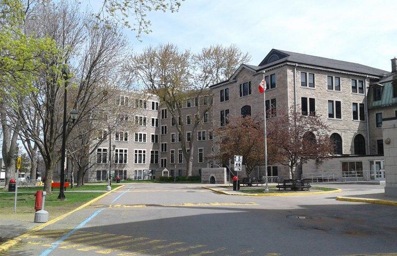 Structure Vanier College