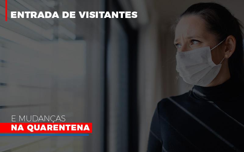 Entrada De Visitantes E Mudancas Na Quarentena 800x500 - Cysne Administradora de bens e Condomínios