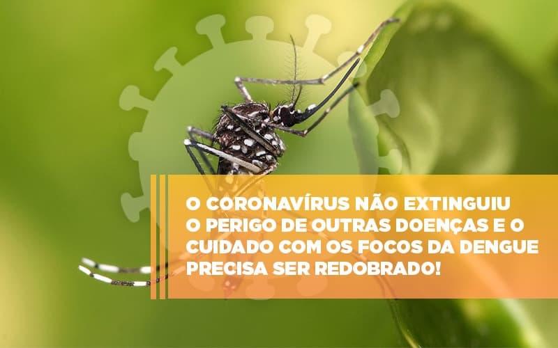 O Coronavirus Nao Extinguiu O Perigo De Outras Doencas E O Cuidado Com Os Focos Da Dengue Precisa Ser Redobrado (1) - Cysne Administradora de bens e Condomínios