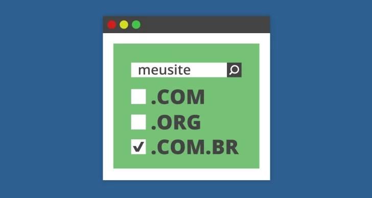 Escolhendo o melhor domínio para um site