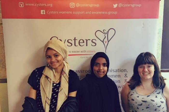 Cysters Youth Board – why do we need a voice?