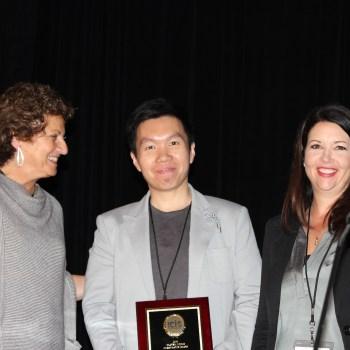 Di Yu – 2016 Milstein YI Award