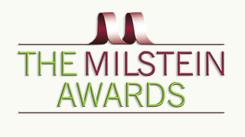 milstein award logo