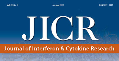 Cancer Associated Inflammation: Role of Cytokines and Interferons, JICR FREE Issue through February 5, 2019.