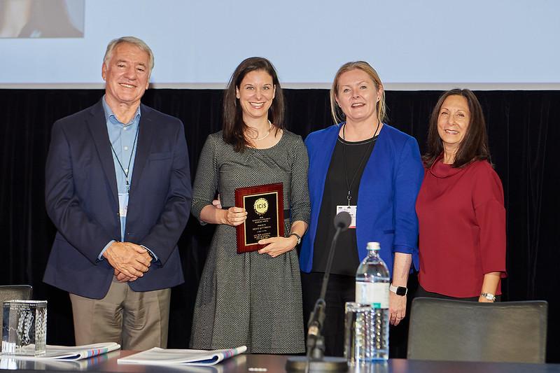 The 2019 Christina Fleischmann Award to Young Women Investigator – Meike Dittmann, PhD