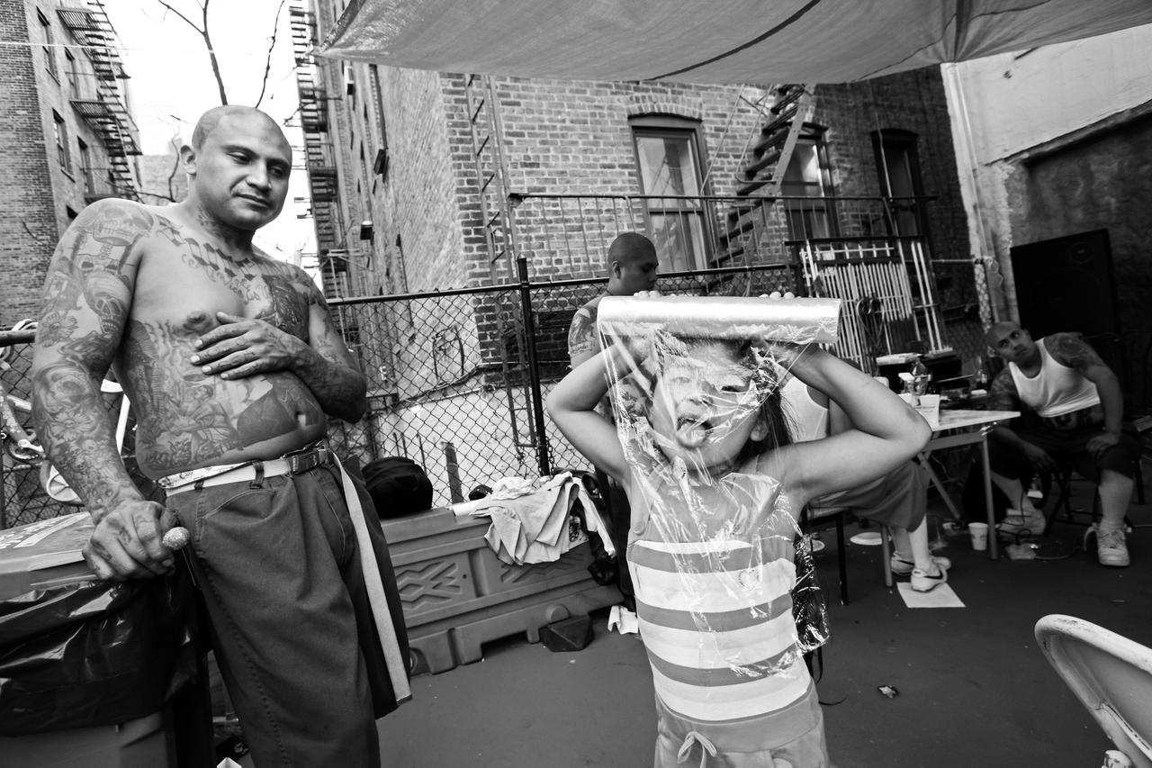 Echoes Of The Mexican Mafia In The Bronx
