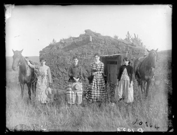 The Forgotten Photographer of America's Great Plains