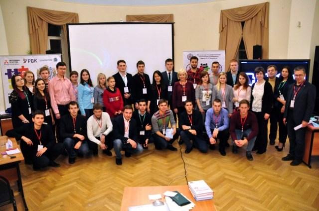 Участники III Открытого чемпионата Москвы по бережливому производству