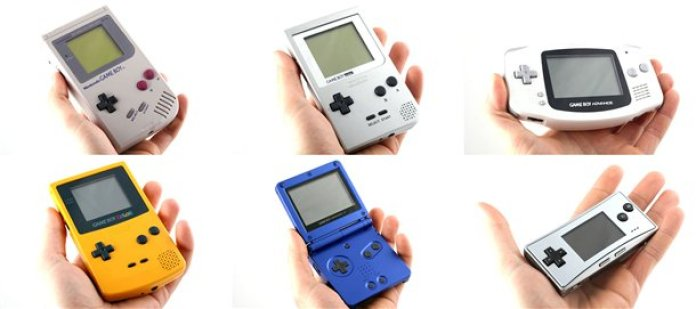 Game Boy 25 years