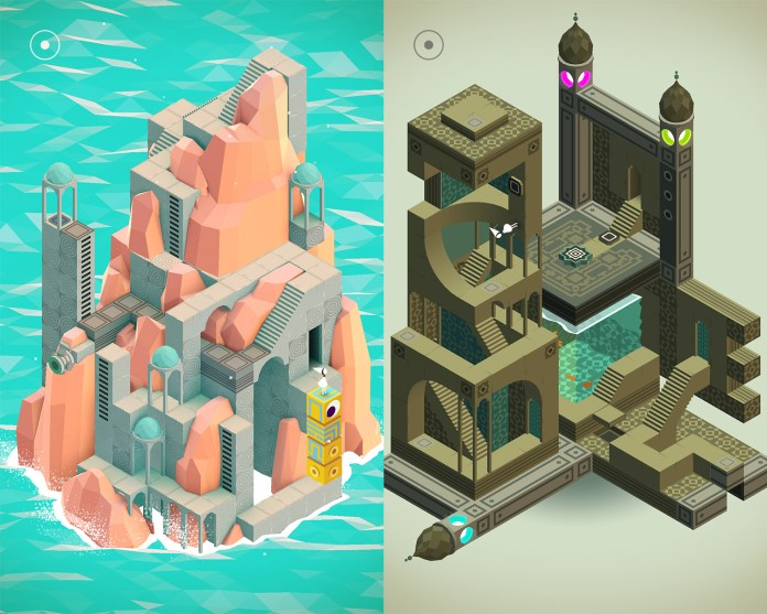 Monument valley (zdroj: files.tested.com)