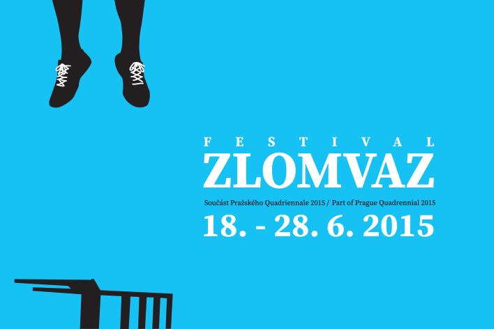 Vizuál pro letošní ročník festivalu vytvořila Lenka Matoušková.