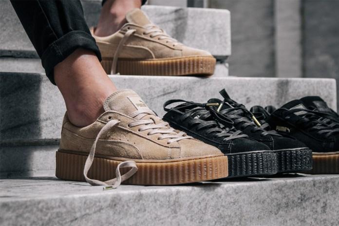 Puma x Rihanna Creepers sneakers
