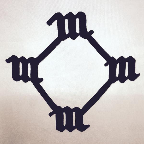 """Artwork alba """"SWISH"""".Deska se původně měla jmenovat So Help Me God, ale název se změnil. Artwork zatím zůstává stále stejný. (zdroj - genius.com)"""