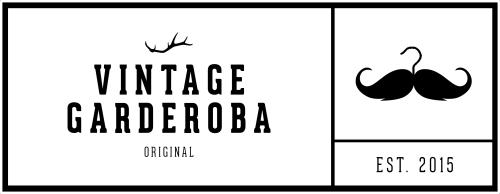 Vintage Garderoba_etiketa_velka