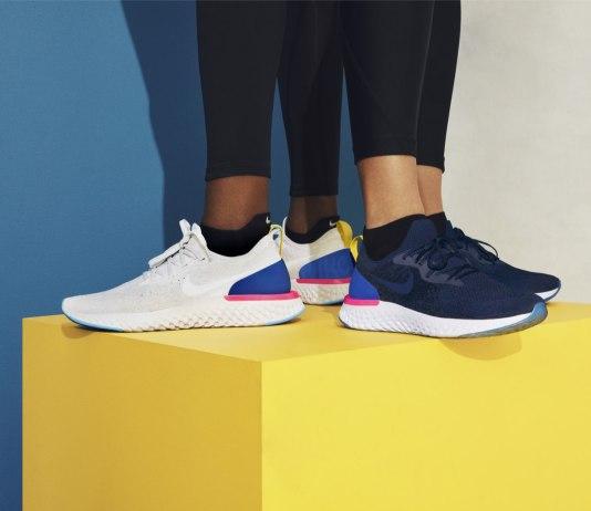 Běžecké boty s pěnou Nike React 4e59c3a7c00