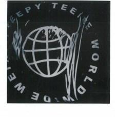 Creepy Teepee Flag