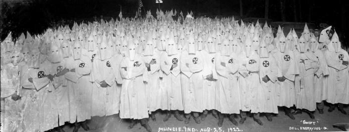 Ku-Klux-Klan: Krvavá historie Spojených států amerických