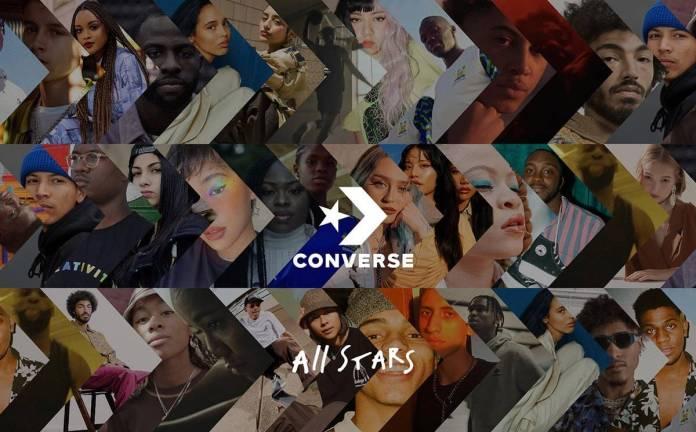 CONVERSE ALL STARS: Converse podporuje aktivismus mladých lidí, přidej se i ty