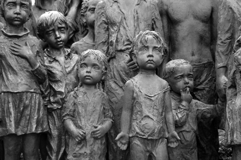 Lidice children memorial