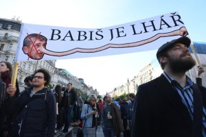 Protests against Czech Prime Minister Andrej Babis