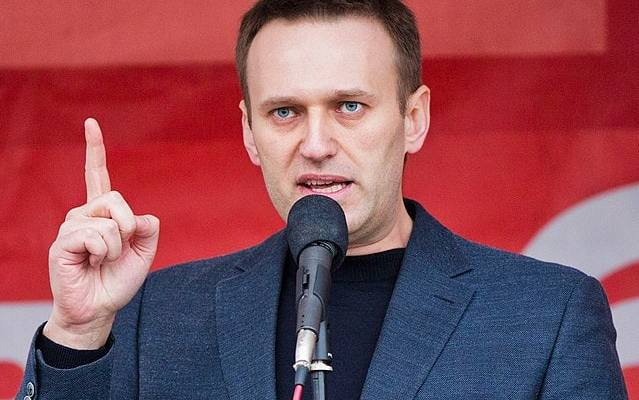 EU to sanction four Russians over Navalny - Czech Points