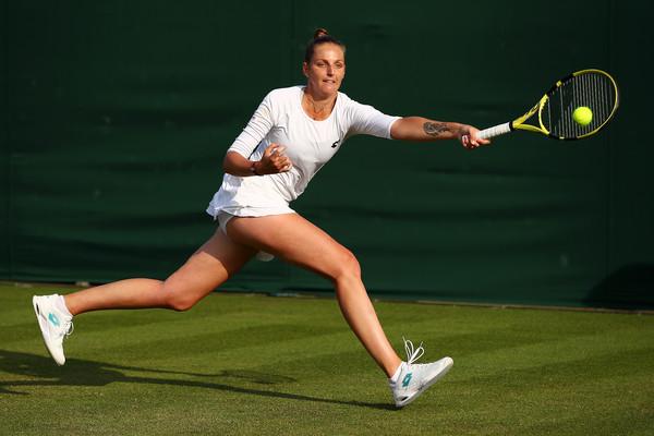 Three Czechs advance to 3rd round of Wimbledon - Czech Points