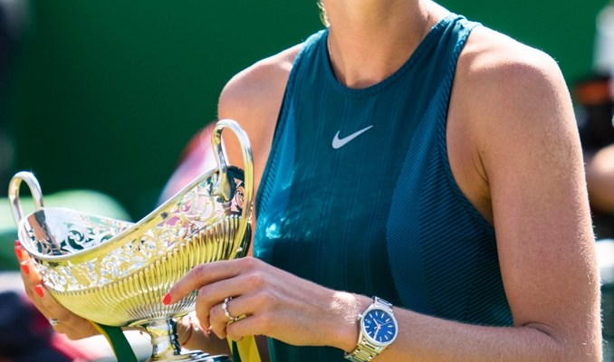 Kvitova would rather cancel Grand Slams than play without fans - Czech Points