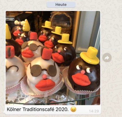 German baker faces backlash over racist dessert - Czech Points