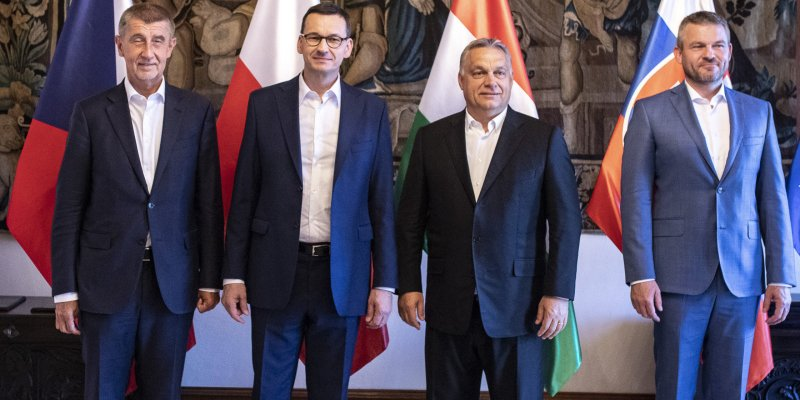 Visegrad Four considers inviting Trump to Warsaw - Czech Points