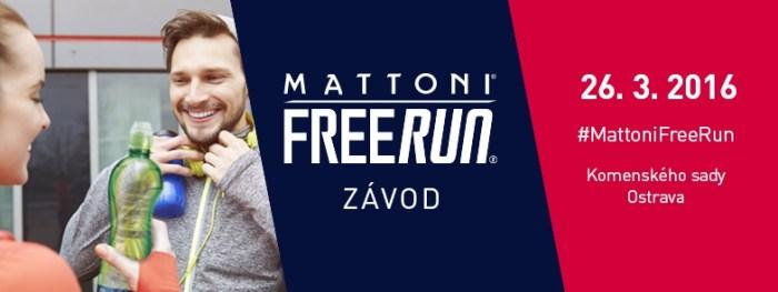 Mattoni FreeRun: závod