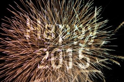 Hallo 2015!!
