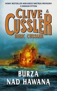 Clive Cussler & Dirk Cussler – Burza nad Hawaną - ebook