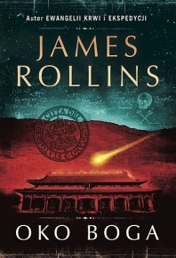 James Rollins – Oko Boga - ebook