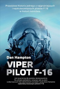 Dan Hampton – Viper Pilot F-16 - ebook