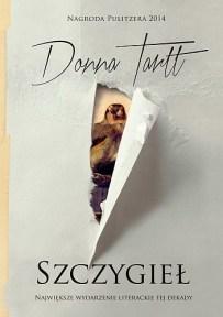 Donna Tartt – Szczygieł - ebook