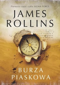 James Rollins – Burza piaskowa - ebook
