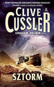 Clive Cussler & Graham Brown – Sztorm - ebook