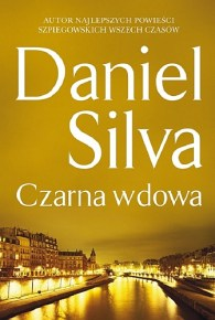 Daniel Silva – Czarna wdowa - ebook