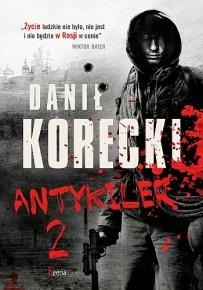 Danił Korecki – Antykiler 2 - ebook