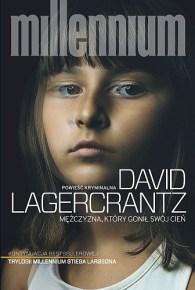 David Lagercrantz – Mężczyzna, który gonił swój cień - ebook