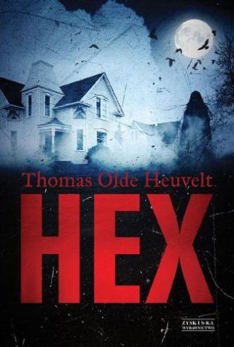 Thomas Olde Heuvelt – HEX