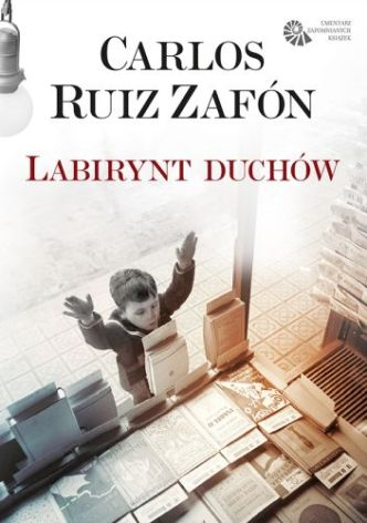 Carlos Ruiz Zafón – Labirynt duchów