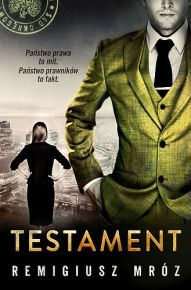 Remigiusz Mróz – Testament - ebook