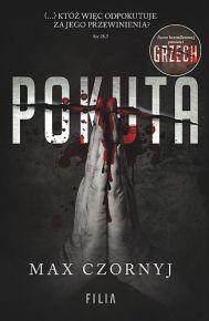 Max Czornyj – Pokuta - ebook