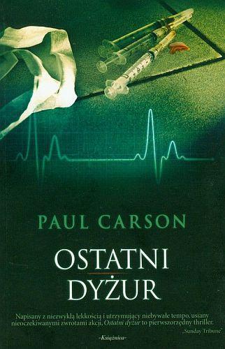 Paul Carson – Ostatni dyżur