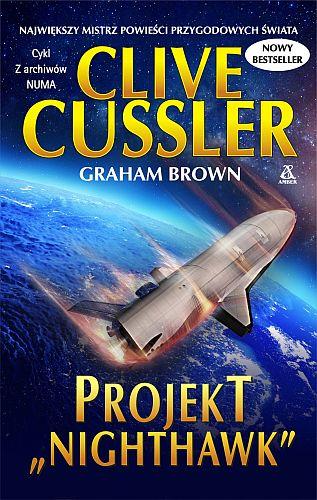 "Clive Cussler & Graham Brown – Projekt ""Nighthawk"""
