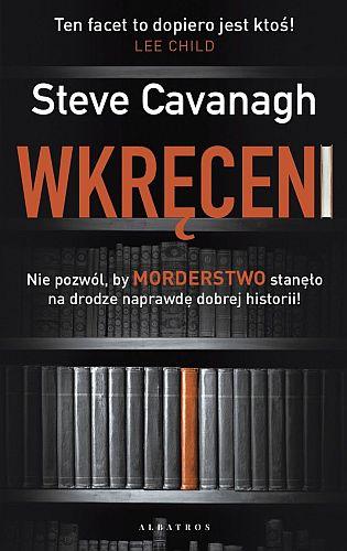 Steve Cavanagh – Wkręceni