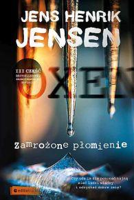 Jens Henrik Jensen – Zamrożone płomienie - ebook