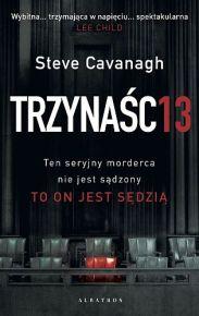 Steve Cavanagh – Trzynaście - ebook